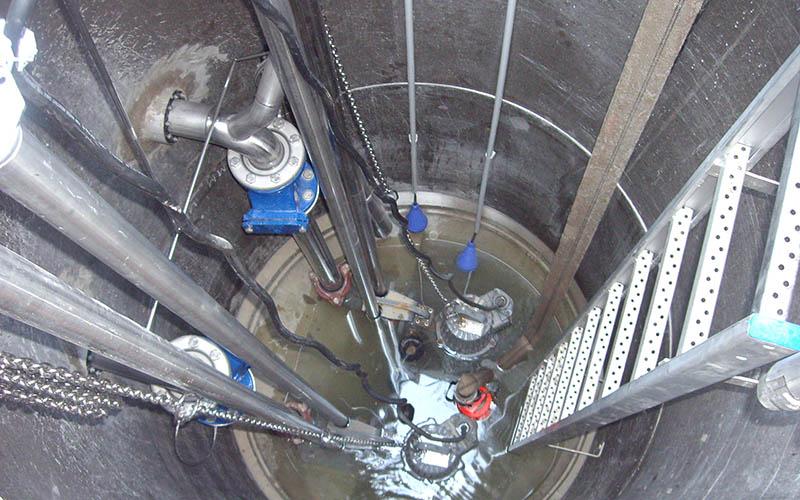 Entwässerungsanlagen Und Abwassertechnik