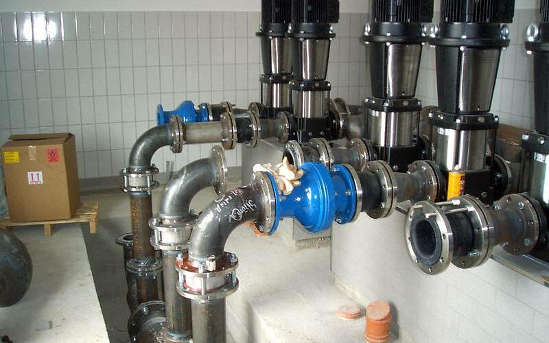 Pumpentechnik Göhrener Tannen