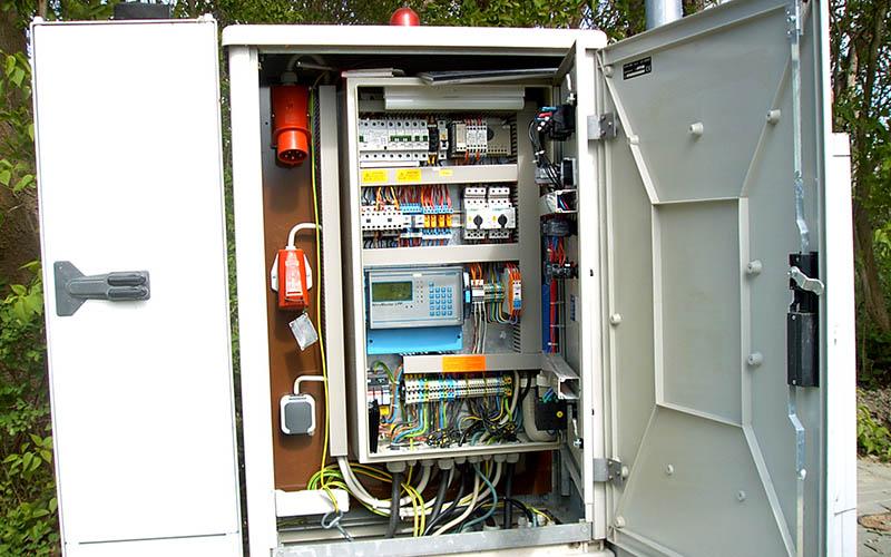 Elektrotechnik Und Schaltanlagen-Installation