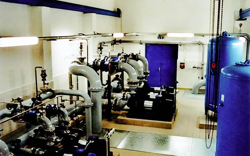 Pumpentechnik, Hoch- Und Niederdruckpumpen