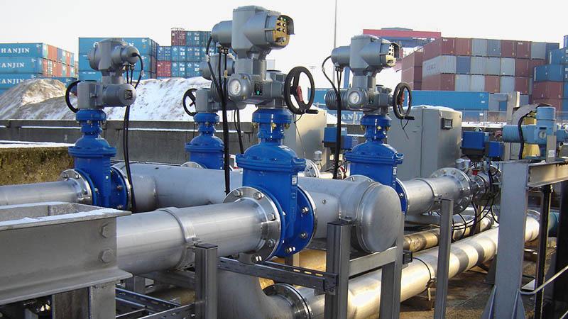Erfahrungen Und Referenzen Pumpen- Und Abwassertechnik