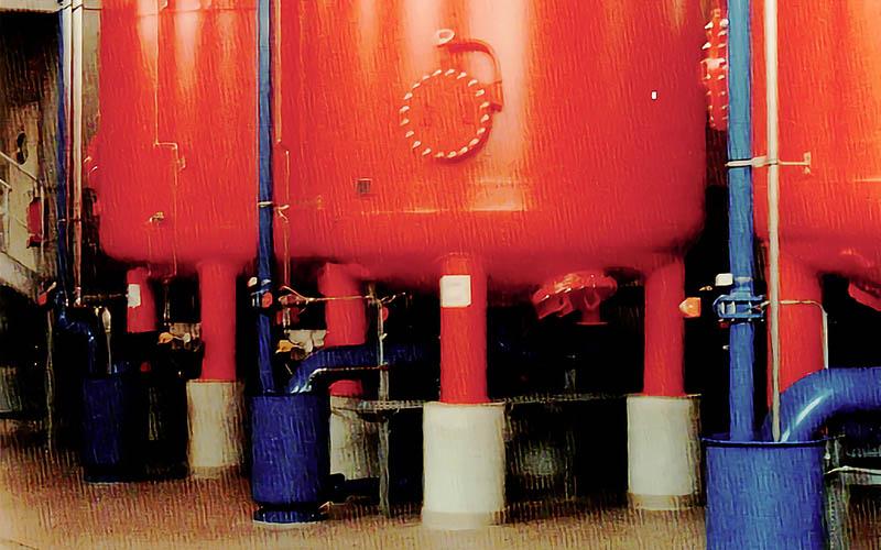 Wasserversorgung, Pumpwerke Und Trinkwasser